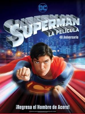 Ver película Superman I (1978) online y descargar ✅ español y vose