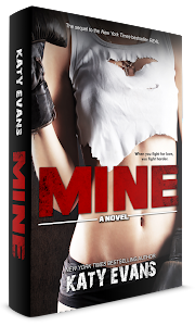 Cubierta Revelada: Mine (Real, Raw & Ripped #II) - Katy Evans