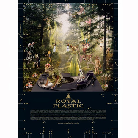ROYAL PLASTIC POSTER