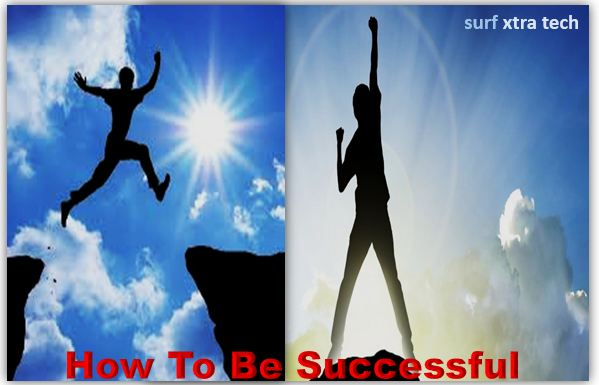 Lifestyle - How To Be Successful  motivational story,surf xtra tech