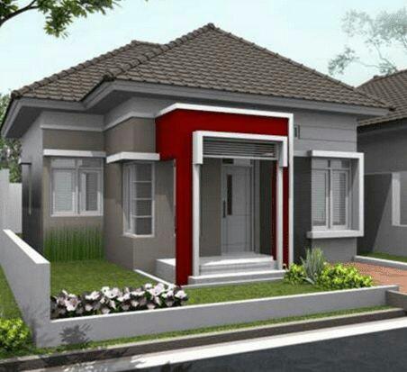simple house design image
