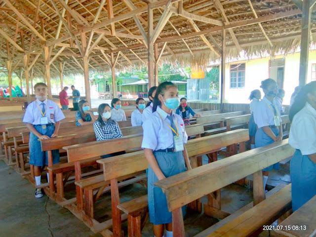 Murid Baru SMA St. Filomena