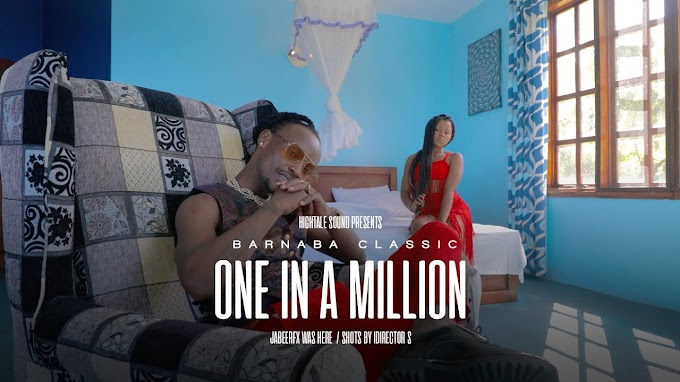 VIDEO | Barnaba Classic – One in a million| Download new song