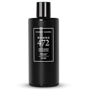 Woody Fruity Perfumed Shower Gel 472