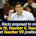 Proposal to create New Teaching Positions