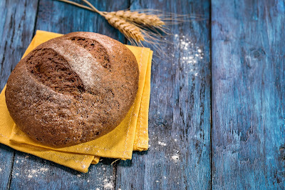 INTERNATIONAL:  Bread of the Week 32:  Norwegian and or Nordic Rye and Russian Sourdough Dark Rye Breads:  Recipes and VIDEO
