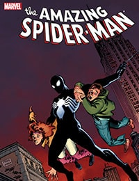 The Amazing Spider-Man: The Complete Alien Costume Saga
