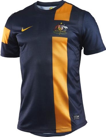 7e48cdbcc8 Loucos por camisa  Seleção da Austrália