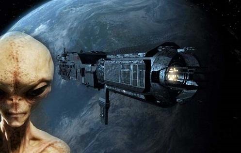"""ÁREA 51: Os Alienígenas colaboram com os humanos para construção de """"Naves Espaciais"""""""