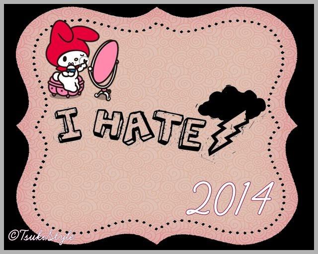 Odiados 2014