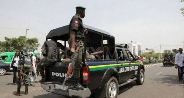 Woman arrested for stealing a 2-year-old baby in Rivers state