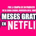 Cariax regala 6 meses GRATIS de Netflix