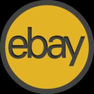 ebay icon outline