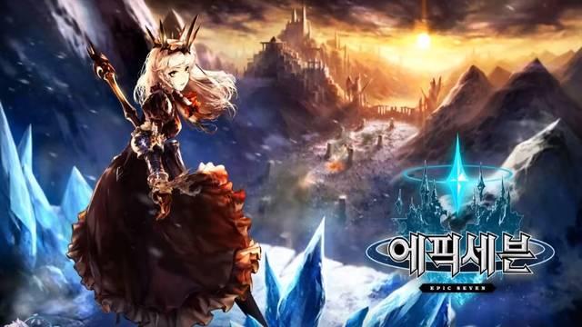 """Smilegate irá publicar """"Epic Seve"""", RPG Mobile com gráficos 2D"""