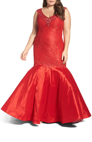 Girls Plus Size Mac Duggal Prom Wear At Nordstrom Wedding Gowns