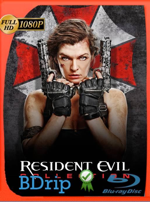 Resident Evil (2002-2017) Colección BDRip [1080p] Latino [GoogleDrive] Ivan092