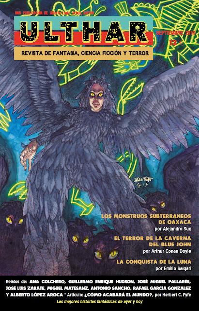 ¡NUEVO! Revista Ulthar 10