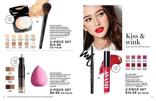 AVON Brochure Campaign 9 & 10 Online 2020 - #Makeup Musts