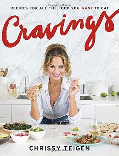 Cravings cookbooks