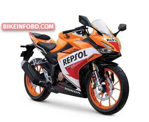 Honda CBR150R Specifications