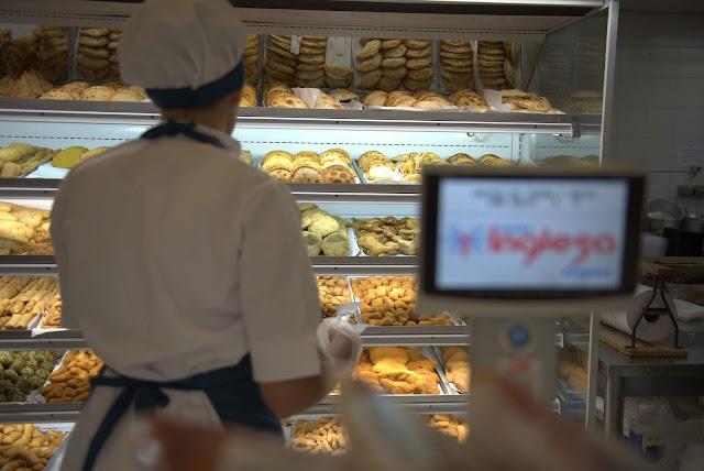 Auxiliares de elaboración Panadería y Rotisería