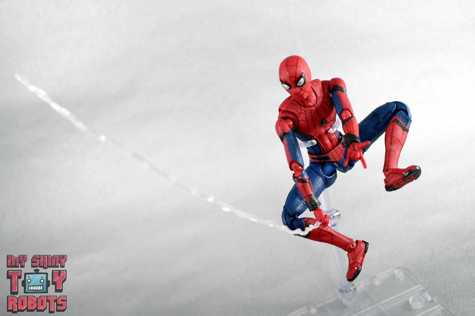 My Shiny Toy Robots: Toybox REVIEW: S.H. Figuarts Spider Man