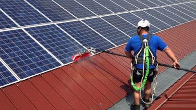 pulire-pannelli-fotovoltaici-sicurezza