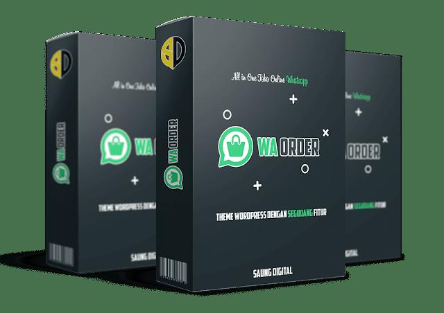 Download WAOrder V.2.0.0 Premium Theme