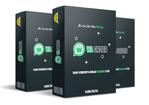 WAOrder V.2.0.0 Premium Theme Nulled [Unlimited Site]