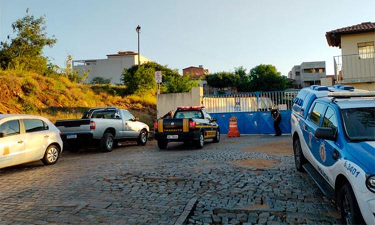 Garagem da empresa Novo Horizonte em Brumado é interditada