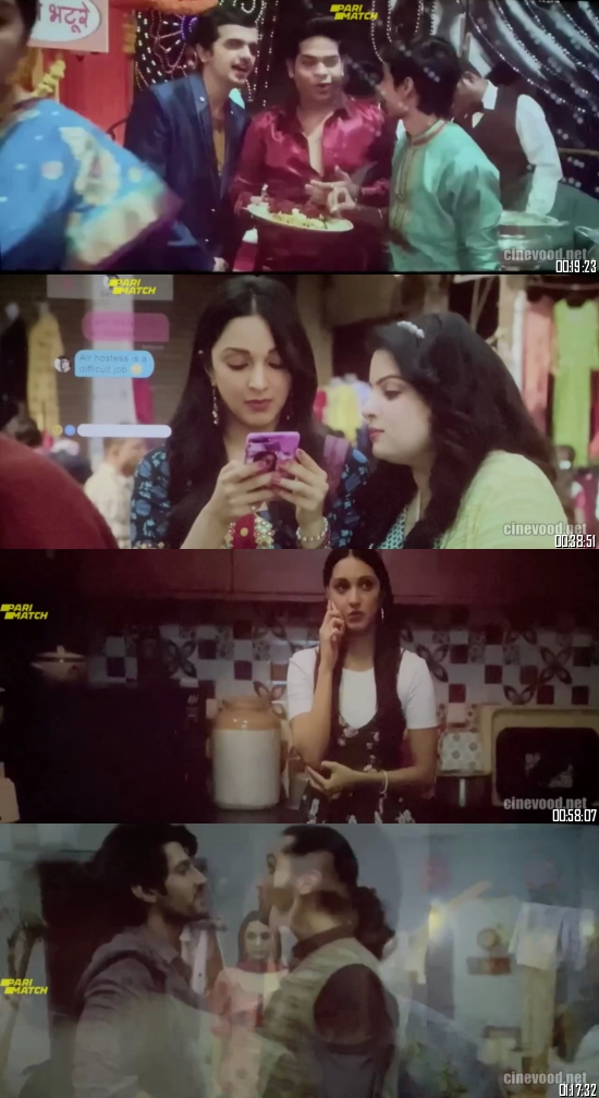 Indoo Ki Jawani 2020 Hindi 720p 480p pDVDRip x264 Full Movie
