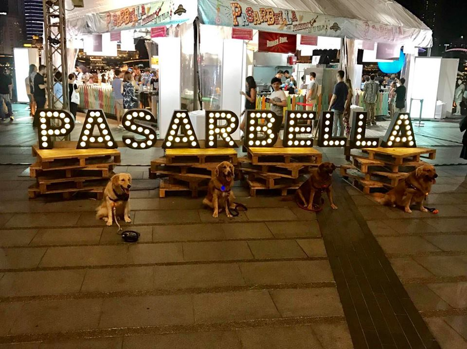 Pasarbella, a one-stop destination for food