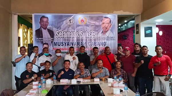 Raliman Febby Purba Ketua PBFI Kabupaten Simalungun : Siap Lahirkan Atlet Berprestasi
