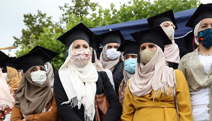 Larangan Dicabut, Kini Mahasiswi Belgia Bebas Berjilbab
