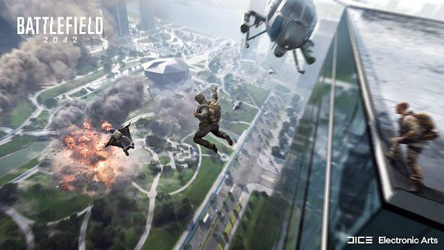 Battlefield 2042 System Requirements, Game terbaru!!!