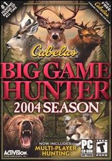 Cabela's Big Game Hunter - 2004 Season Full Game Download