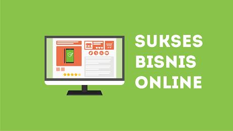 Sukses Bisnis Online