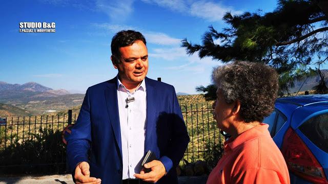 Γ. Διδασκάλου: Οι μυκηναϊκές γέφυρες και ο τάφος του Ατρέως στην Αργολίδα στις Πολιτιστικές διαδρομές του ΥΠΠΟΑ