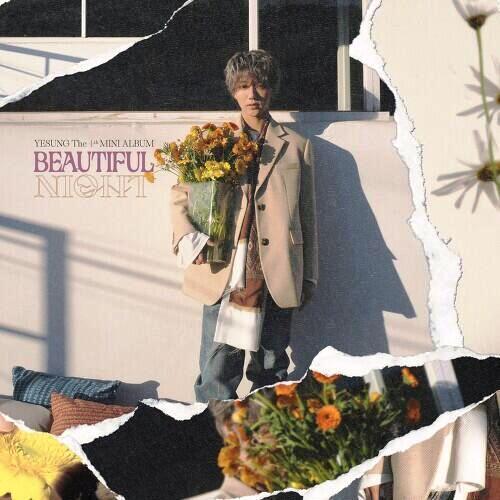 Lirik lagu YESUNG Beautiful Night dan Terjemahan