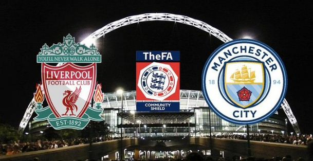Jadwal Liverpool vs Manchester City - Community Shield 2019
