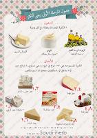 الأطعمة المسموحه في رجيم دشتي وأتكنز