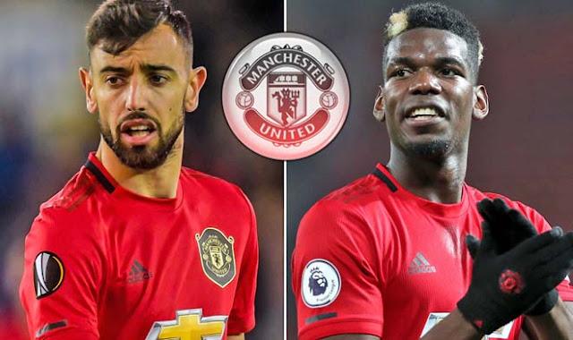Pogba chờ kết hợp Fernandes ở MU, có kịp đá derby Manchester? 2