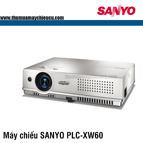 Máy chiếu cũ SANYO PLC-XW60 giá rẻ tại TpHCM