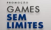 Promoção Games sem Limites P&G gamessemlimites.com.br