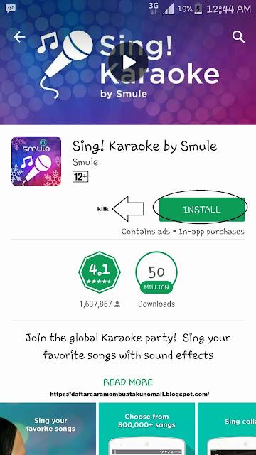 Daftar Smule VIP Secara Gratis 2017