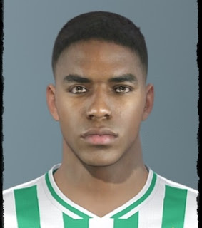 PES 2019 Faces Junior Firpo by Shaft