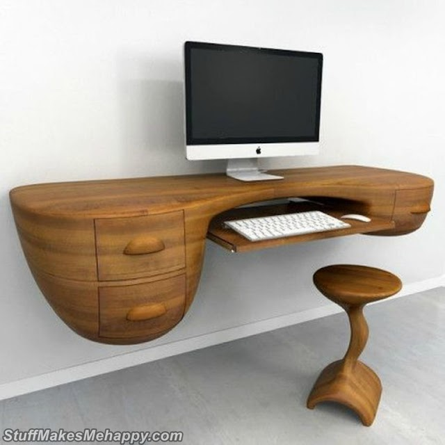 Futuristic Furniture Design That Will Be A Great Decoration Of Modern Interior