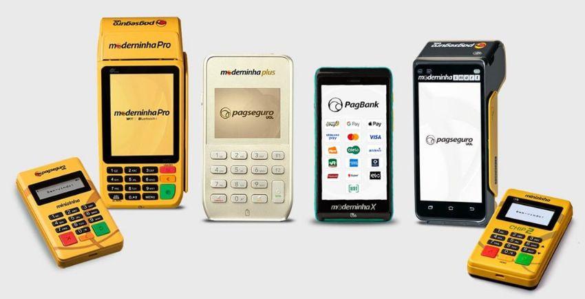 Promoção de Máquinas de Cartão de Crédito Pagseguro