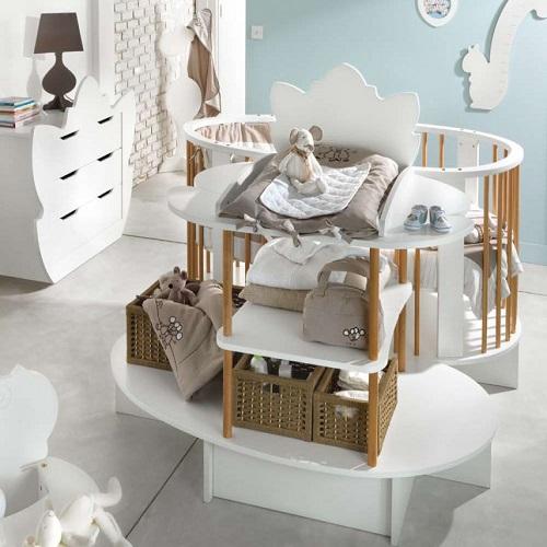 Décorations chambre bébé