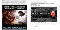 A tool from Facebook- to review the fake Russian- accounts that emerged the election period